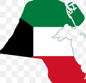 Flag - Kuwait City Flag Of Kuwait Map National Flag PNG