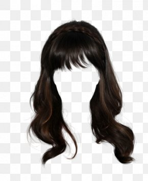 Hair - Wig Hairstyle Long Hair PNG