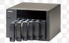 Qnap Systems Inc - QNAP TS-653A Network Storage Systems QNAP TS-653B QNAP TS-669L Turbo Data Storage PNG