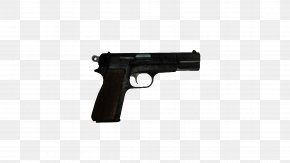 Weapon - Trigger Pistol Weapon Firearm Handgun PNG