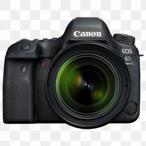 Canon 6d - Canon EOS 6D Mark II Full-frame Digital SLR PNG