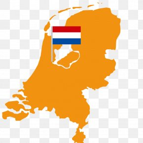 Vector Map - Netherlands Vector Map Royalty-free PNG