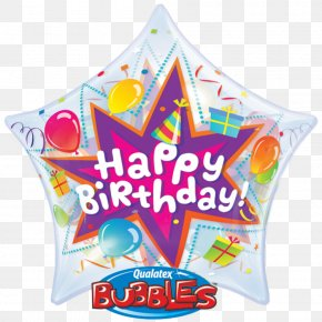 Balloon - Balloon Happy Birthday To You Party Hat PNG