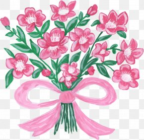 Flower Bouquet - Flower Bouquet Rose Clip Art PNG