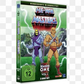 Season 1 Action & Toy Figures DVD GameBeastman He Man - He-Man And The Masters Of The Universe PNG