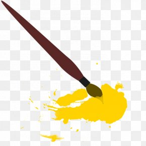 Painting - Painting Brush Artist PNG