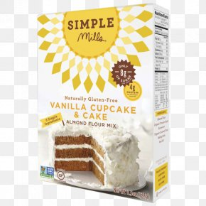 Almond Flour - Muffin Cupcake Pancake Chocolate Chip Cookie Baking Mix PNG