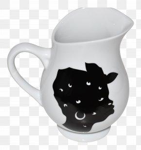 Mug - Mug Cat Jug Pitcher Tableware PNG