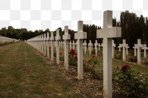 France Verdun Memorial Cemetery Landscape Five - Verdun Memorial Cemetery Tourist Attraction PNG