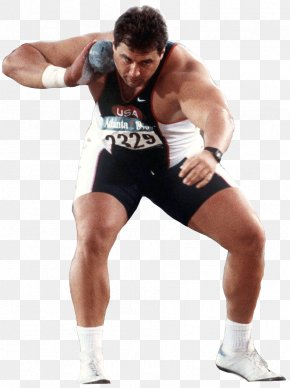 Randy Savage - Randy Barnes 1996 Summer Olympics Olympic Games Shot Put At The Olympics PNG