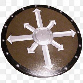Shield - Viking Norsemen Kite Shield Berserker PNG