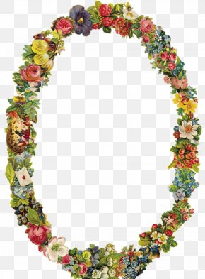 Collection De Nrwscrap Http - Clip Art Image Borders And Frames Floral Design PNG