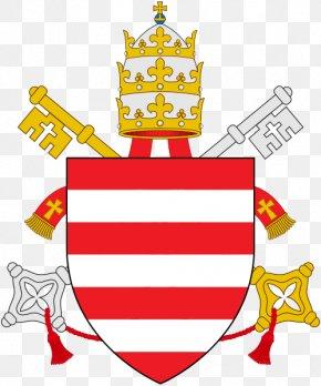 Coat Of Arms Clip Art Escutcheon - Papal Armorial Coat Of Arms Of Pope Benedict XVI Coat Of Arms Of Pope Benedict XVI Sistine Chapel PNG