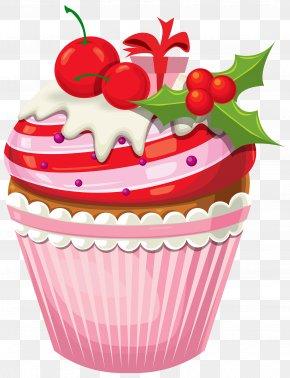 Cake - Christmas Cake Birthday Cake Cupcake Clip Art PNG