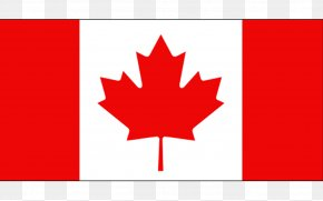 Foreign Flag - Flag Of Canada National Flag Flag Of The United States PNG