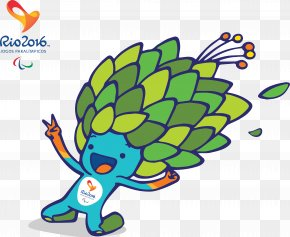 Brazil Rio Olympic Games Mascot Vector - 2016 Summer Olympics 2020 Summer Olympics 2016 Summer Paralympics Rio De Janeiro 2018 Winter Olympics PNG