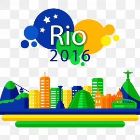 Rio Olympic Stadium - Rio De Janeiro 2016 Summer Olympics Learning Template Child Care PNG