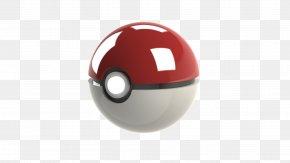 Pokeball - 3D Computer Graphics Rendering Pokémon Wallpaper PNG