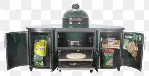 Barbecue - Barbecue Table Big Green Egg Kamado Kitchen PNG