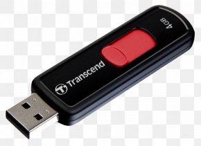 Transcend USB Pen Drive - USB Flash Drive JetFlash 810 Transcend Information SanDisk Cruzer Computer Data Storage PNG
