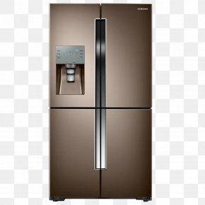 Large Capacity Automatic Compensation Function Cryogenic Refrigerator - Samsung Air-Conditioner Bingxiang Franchise Store Refrigerator Import Home Appliance PNG