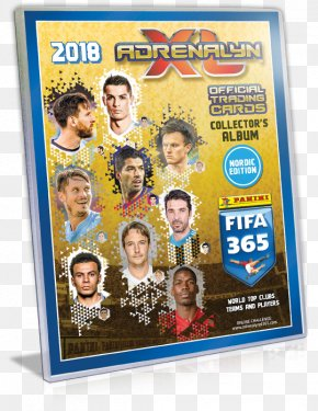 Fifa - 2018 World Cup UEFA Champions League Adrenalyn XL Playing Card FIFA PNG
