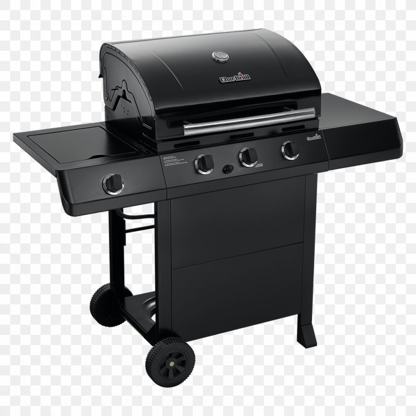 Barbecue Char-Broil Performance 4 Burner Gas Grill Grilling Gas Burner, PNG, 1000x1000px, Barbecue, Charbroil, Charbroil Classic 463874717, Charbroil Performance 463376017, Cooking Download Free