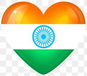 Independence Day Clip Art Gallery Yopriceville - Flag Of India Indian Independence Movement PNG