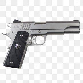 Handgun - Trigger M1911 Pistol .45 ACP Firearm PNG