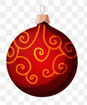 Christmas Ball - Christmas Ornament PNG