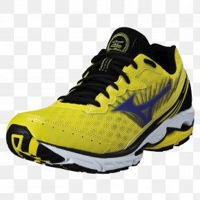 Mizuno Running Shoes Image - Mizuno Corporation Shoe Sneakers Running Wave PNG