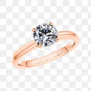 2 Carat Diamond Rings Women - Wedding Ring Engagement Ring Jewellery Brilliant PNG