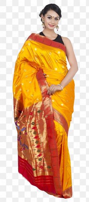 Wedding Saree - Wedding Sari PNG