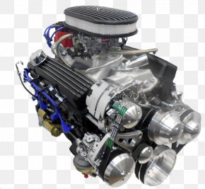 Engine - Crate Engine Car Chevrolet General Motors PNG