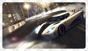 Koenigsegg - Grid 2 Race Driver: Grid TOCA Race Driver PlayStation 3 Video Game PNG