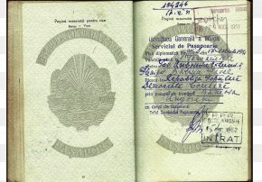 Passport - Identity Document Indian Passport Biometric Passport Machine-readable Passport PNG