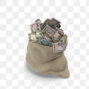 Money Bag - Money Bag Banknote United States Dollar PNG