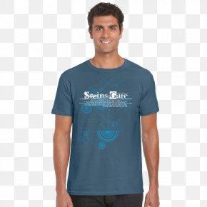T-shirt - T-shirt Hoodie Gildan Activewear Crew Neck Clothing PNG