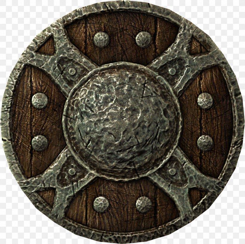The Elder Scrolls V: Skyrim Oblivion The Elder Scrolls III: Morrowind The Elder Scrolls Online Skywind, PNG, 1553x1551px, Elder Scrolls V Skyrim, Armour, Bethesda Softworks, Button, Copper Download Free
