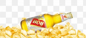 Yellow Gold Beer Ice - Fujian Lager Harbin Brewery Drink PNG