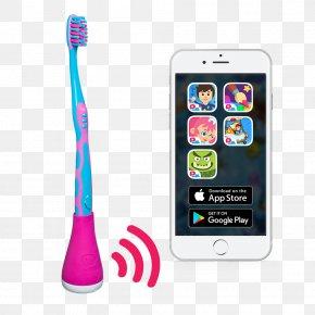 Toothbrush - Electric Toothbrush Tooth Brushing Teeth Cleaning Playbrush PNG
