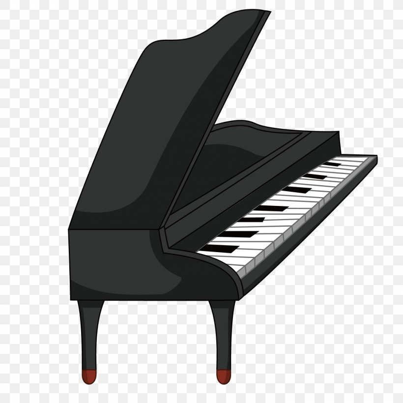 Digital Piano Electric Piano Musical Keyboard, PNG, 1500x1501px, Digital Piano, Cartoon, Drawing, Electric Piano, Electronic Instrument Download Free