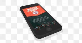 3D Mockup - Mockup IPhone 5 Smartphone Apple PNG