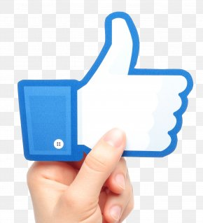 Social Media - Social Media Facebook Like Button Blog PNG
