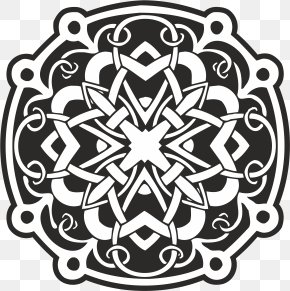 Celtic - Steel Tongue Drum Celtic Knot Tattoo PNG