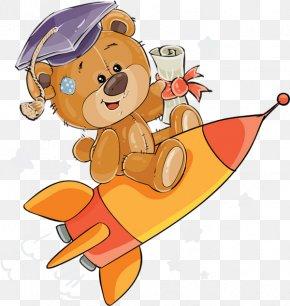 Teddy Bear Cartoon - Teddy Bear PNG