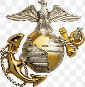 Eagle Globe And Anchor - United States Marine Corps Eagle, Globe, And Anchor Marines PNG