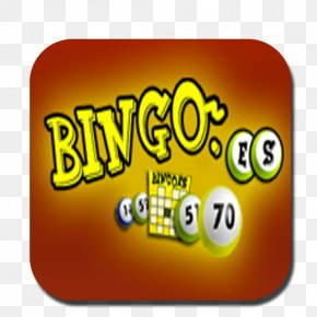 Bingo Game - Logo Brand Video Game Font PNG