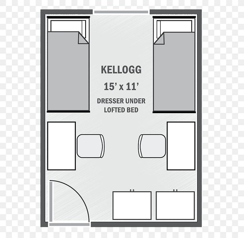 Floor Plan Dormitory House Residence Life Room Png 605x800px Floor Plan Area Bed College Diagram Download
