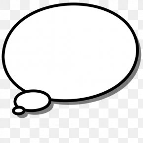 Thought Bubble Transparent - Thought Speech Balloon Free Content Clip Art PNG
